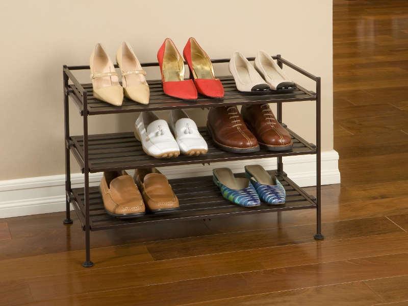 Мебель полка для обуви